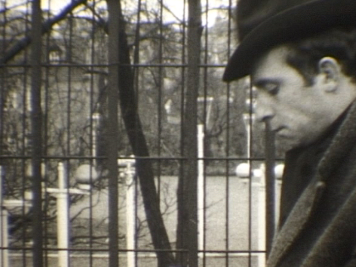 Film Still: Lutz Mommartz, Egon Wolke