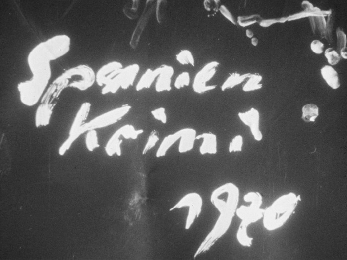 Film Still: Lutz Mommartz, Spanienkrimi