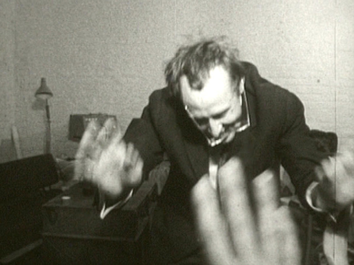 Film Still: Lutz Mommartz, Rechts / Links
